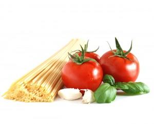 Spaghetti e pomodoro