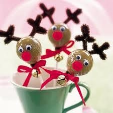 Idee Regali Di Natale Fatti A Mano.Idee Regali Di Natale Fai Da Te Le Dolci Renne Di Natale 2011