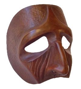 Tartaglia maschera