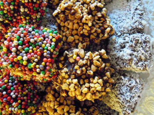dolcetti cioccolato e cereali