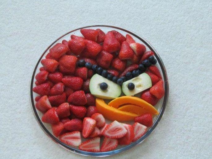 Angry Birds food: idee per una App da cucinare (foto) | OriginalITALY