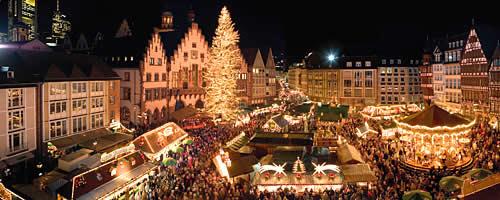 Tour Mercatini Natale di Bolzano e provincia - Mercatino di Merano