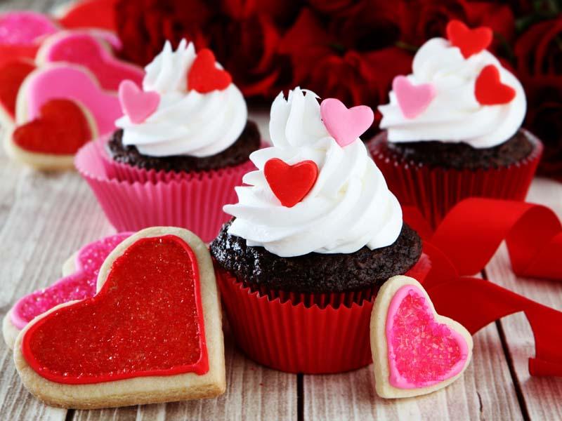 Cupcake di San Valentino