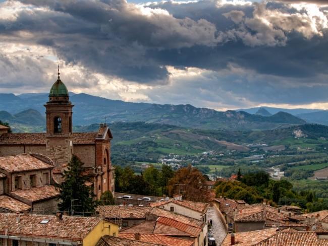 Cosa vedere a Verucchio - Panorama