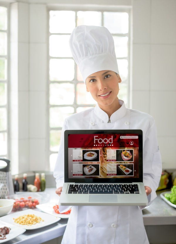 Tendenze Food 2017 - Online delivery