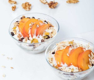 lo yogurt di capra è lo snack perfetto prima della palestra
