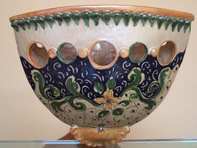 Le ceramiche di caltagirone tesori di artigianato artistico