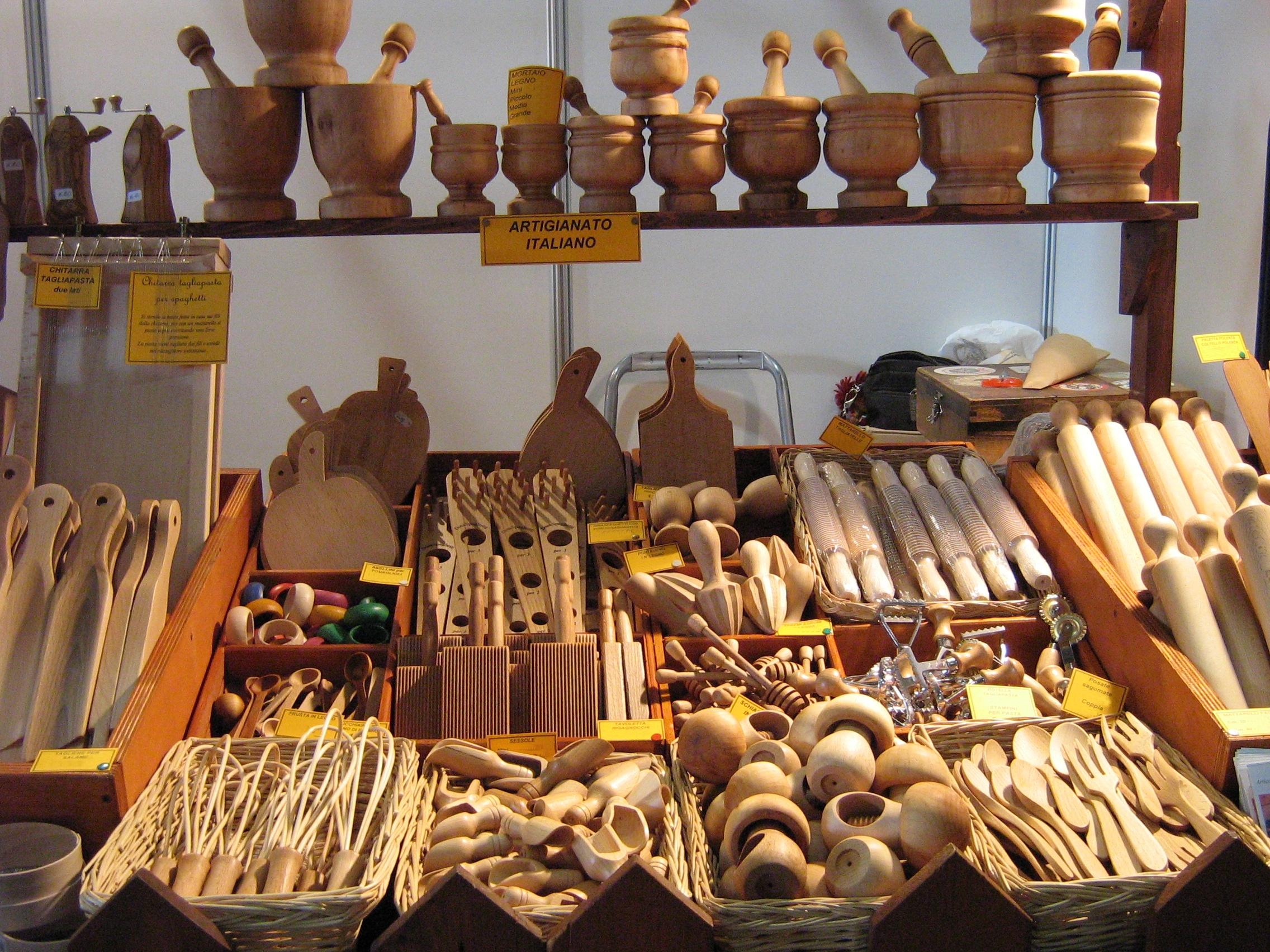 Super Artigianato del legno valsesiano :: Gli editoriali di  UQ92